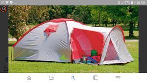 Camping 4 Personas con Sala