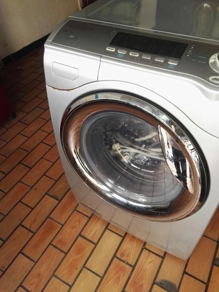 Lavadora Haceb Carga Frontal 30 Libras