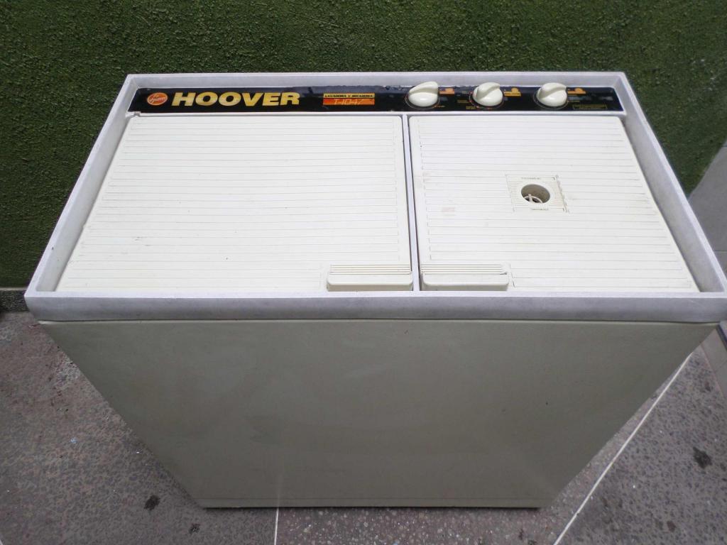 Lavadora y secadora HOOVER T de tambor con capacidad