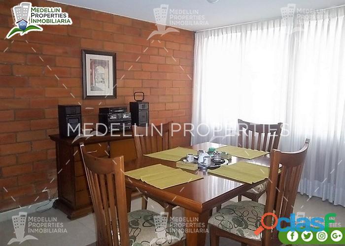 Alquiler de Amoblados en Medellín Cód: 4455