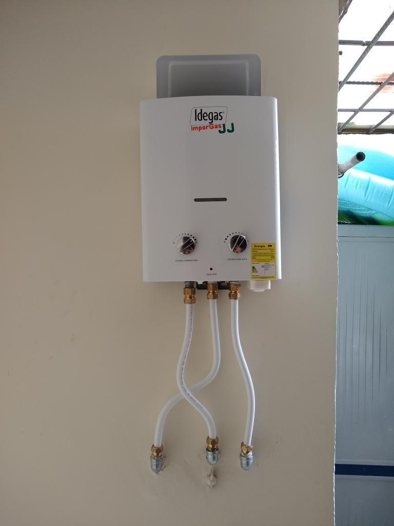 Venta E Instalación Certificada a Gas N.