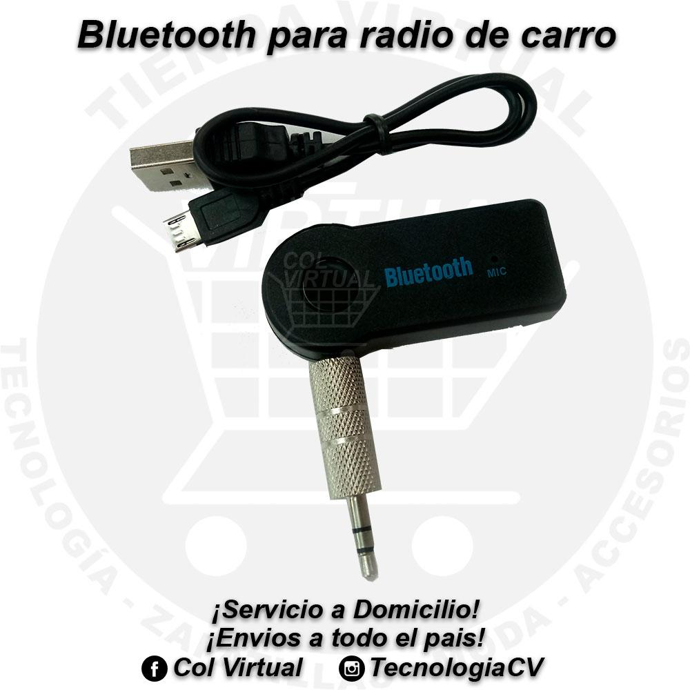Adaptador Bluetooth para carro o parlantes VP15 R