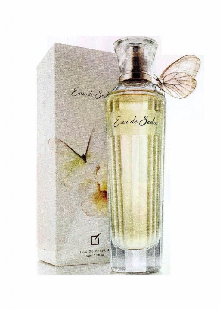 perfume Eau de seda 50 ml mujer Yanbal