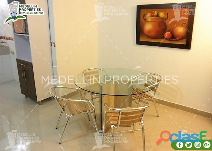 Alquiler Temporal de Apartamentos en Medellín Cód: 4265
