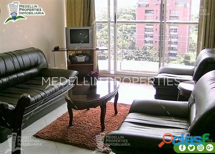 Alquiler de Amoblados en Medellín Cód: 4050