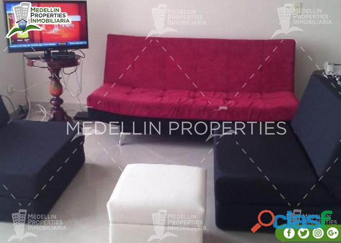 Apartamentos y Casas Vacacional en Medellín Cód: 4216