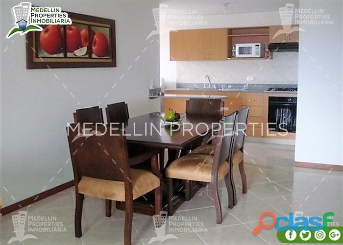 Apartamentos y Casas Vacacional en Medellín Cód: 4250