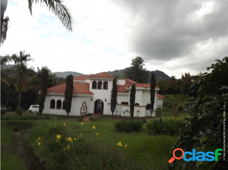 Casa Campestre en Venta sector Fizebad