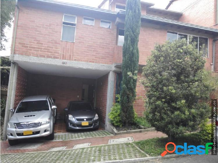 Casa en Venta sector La Sebastiana Envigado