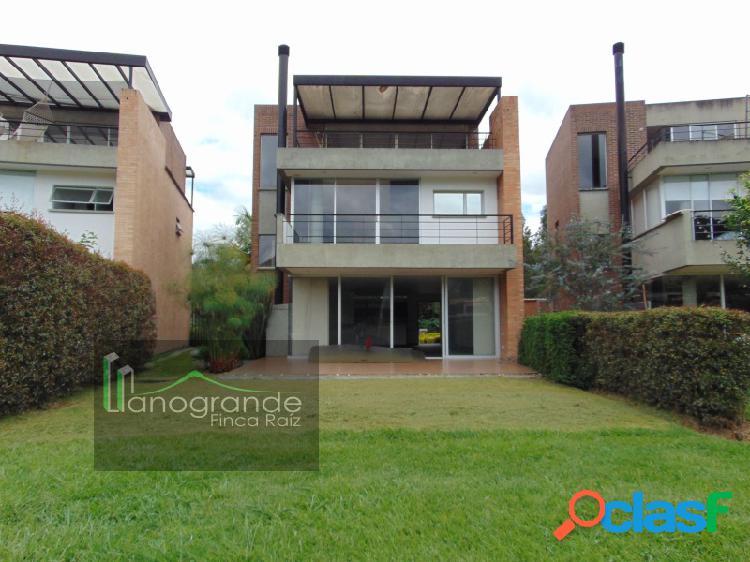 Casa en venta, Unidad Cerrada, Rionegro-Llanogrande