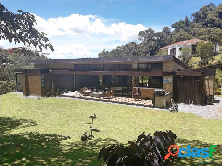 Casa en venta en Envigado Loma el Escobero