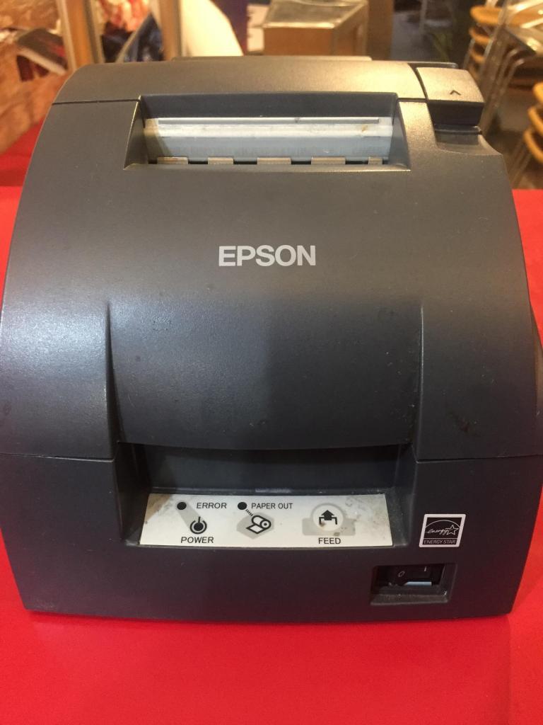 Impresora EPSON M188D ideal para tu negocio en muy buen