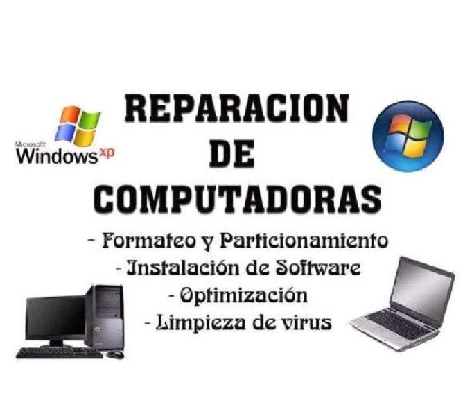 REPARACION DE COMPUTADORES A DOMICILIO SANTANDER.
