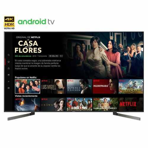 Televisor Sony 4k Hdr De 65 Android Tv - Xbr-65x907f