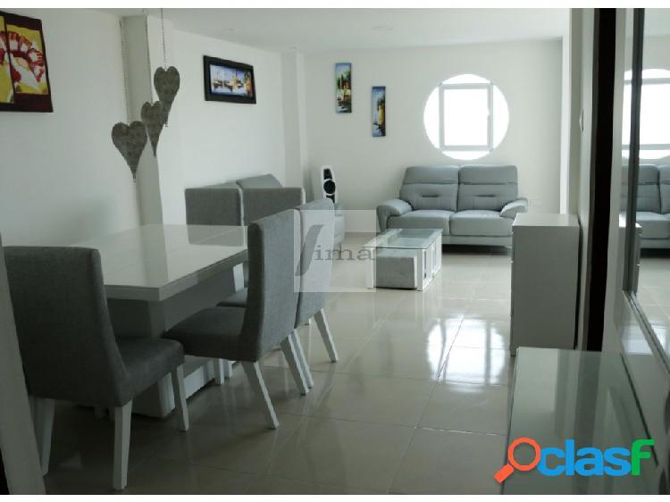 Apartamento en venta en Cabrero Cartagena