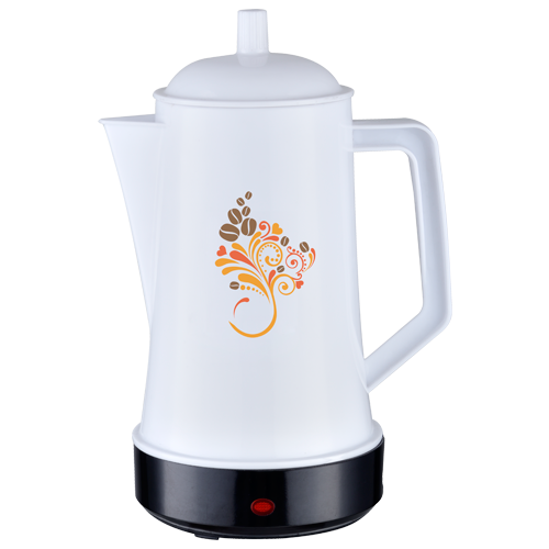 Cafetera Percoladora Kalley Hervidor Agua1.5 Litros