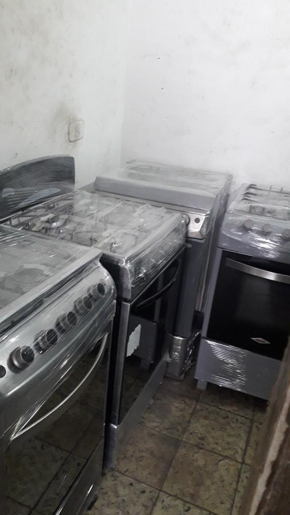 Estufas con 3 Meses de Garantía