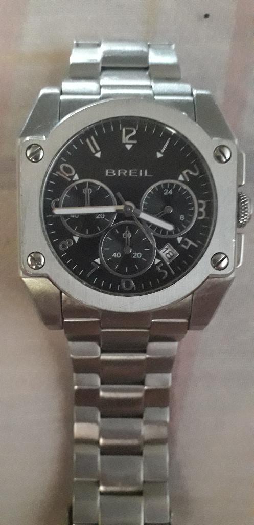 Vendo Reloj Breil Acerado en Buen Estado