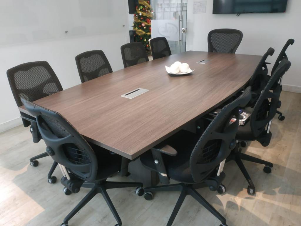 Mesa de Sala de Juntas
