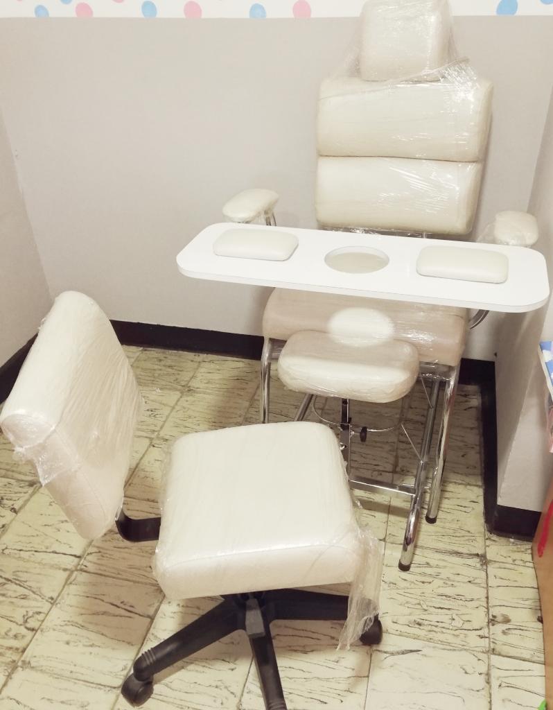 Silla para Manicure Y Pedicure Nuevas