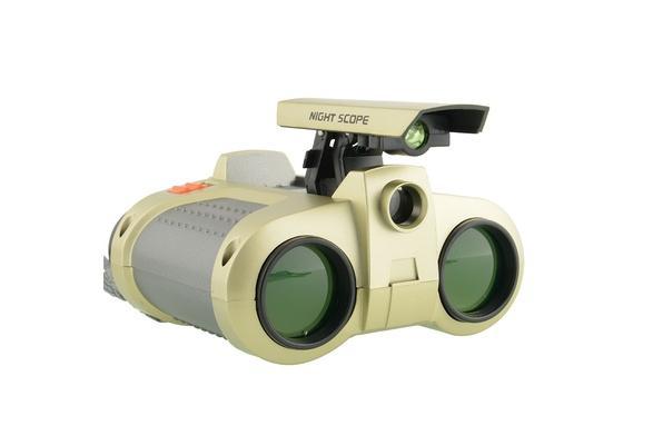 Binoculares Vision Nocturna 4 x 30 MM para Niños.