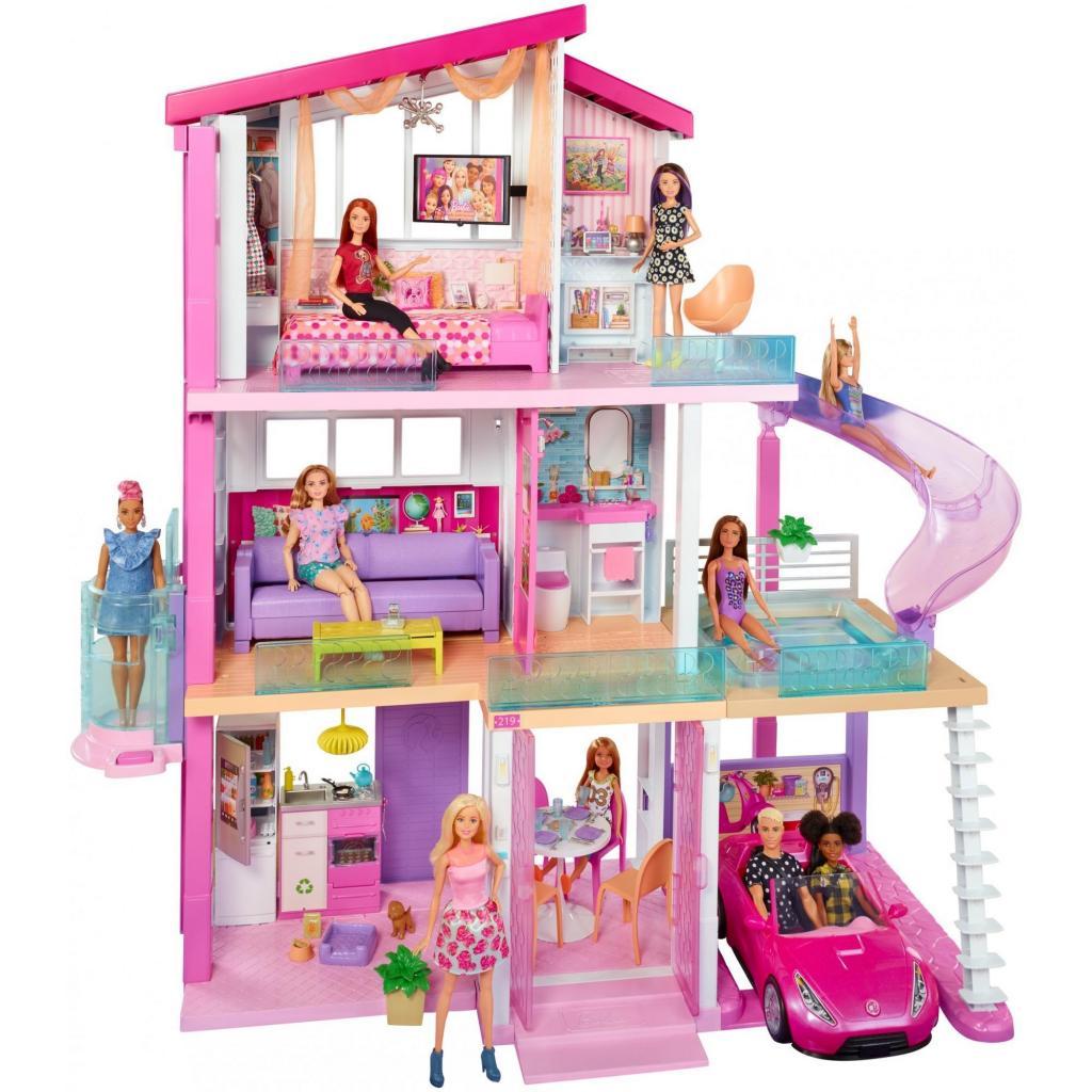 Casa De Los Sueños De Barbie Original De Mattel Con Envío