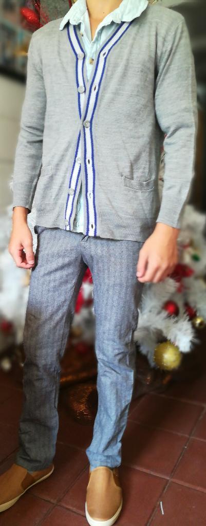 Pantalón Camisa Y Saco Talla 12 Usaso