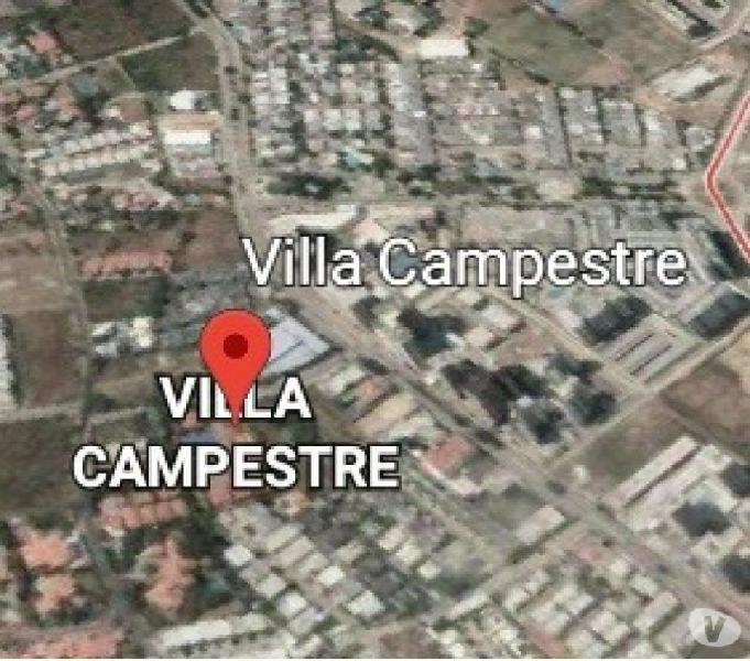 SE VENDE LOTE DE 8.000 MT2 VILLA CAMPESTRE