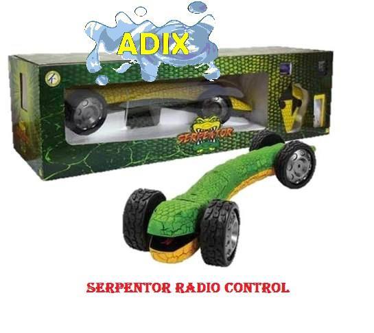 SERPENTOR RADIO CONTROL*** KREISEL COLOMBIA***