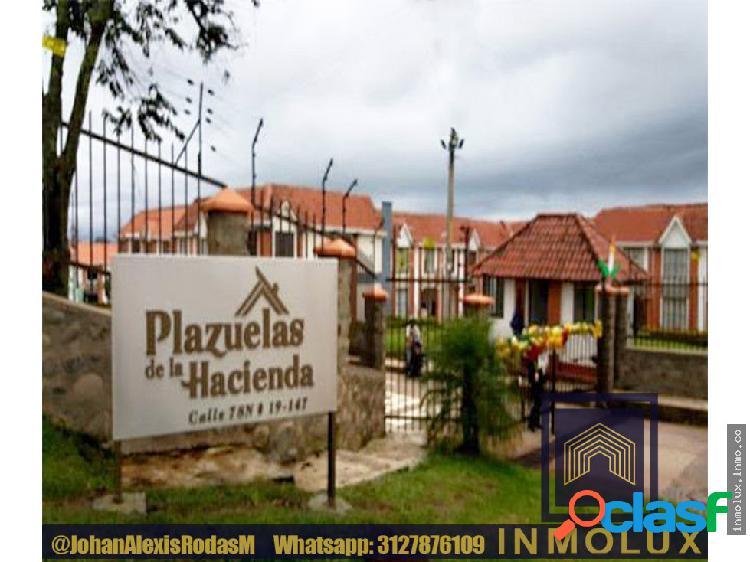 Casa en Venta Plazuelas de la Hacienda Popayán