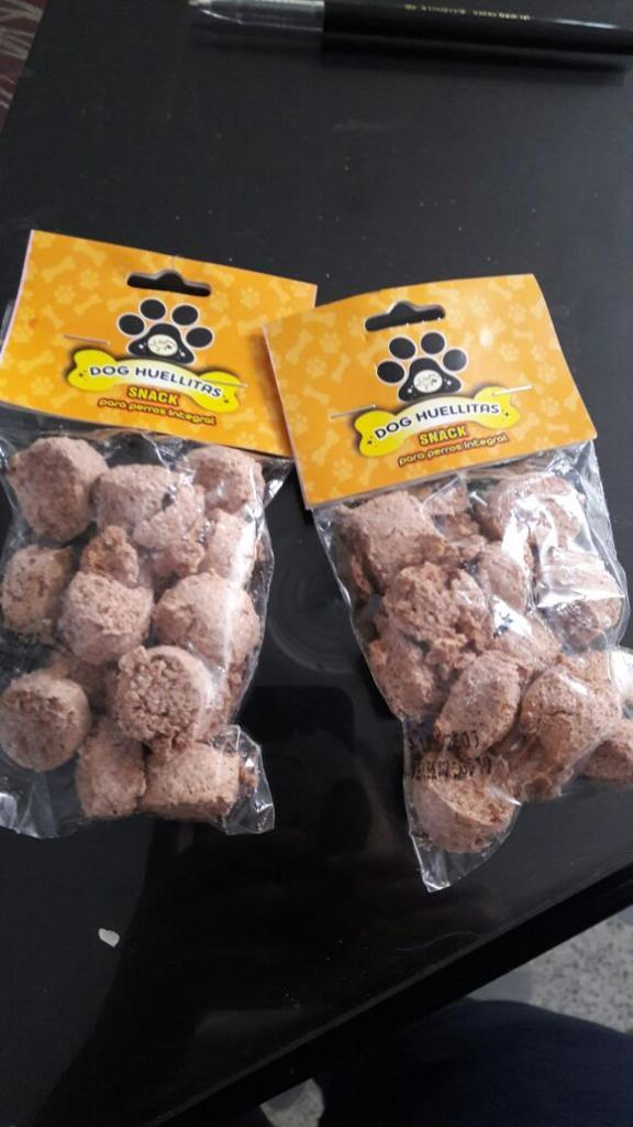 Galletas Integrales para Perros