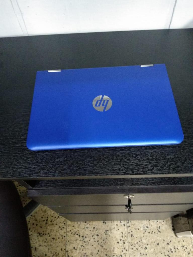 Hermoso portatil HP 12 pulgadas disco duro 500