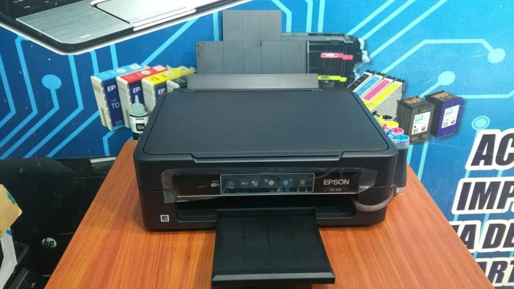 Impresora Multifuncional Canon E471 Con Sistema Posot Class