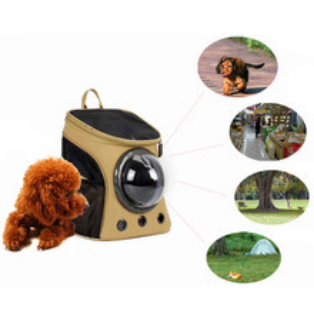 Maletin Burbuja Bolso para Perros Y Gato