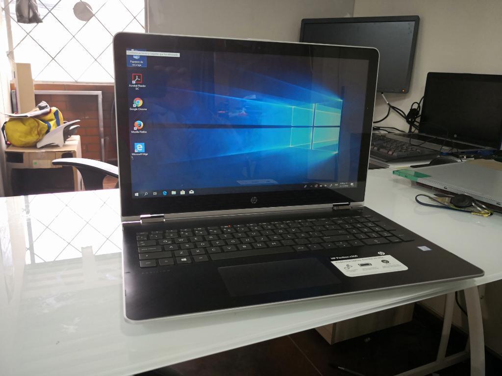 Portátil Hp Pavilion Core I5 Touch