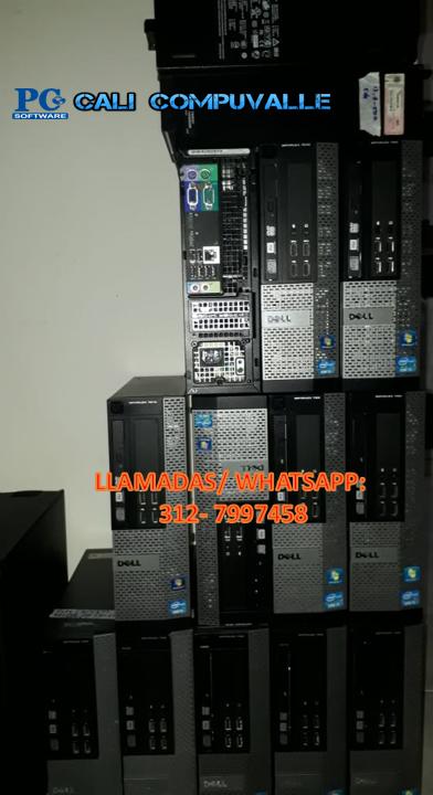 REMATES EN TORRES DELL CORE I7 6GB DE RAM DISCO DE