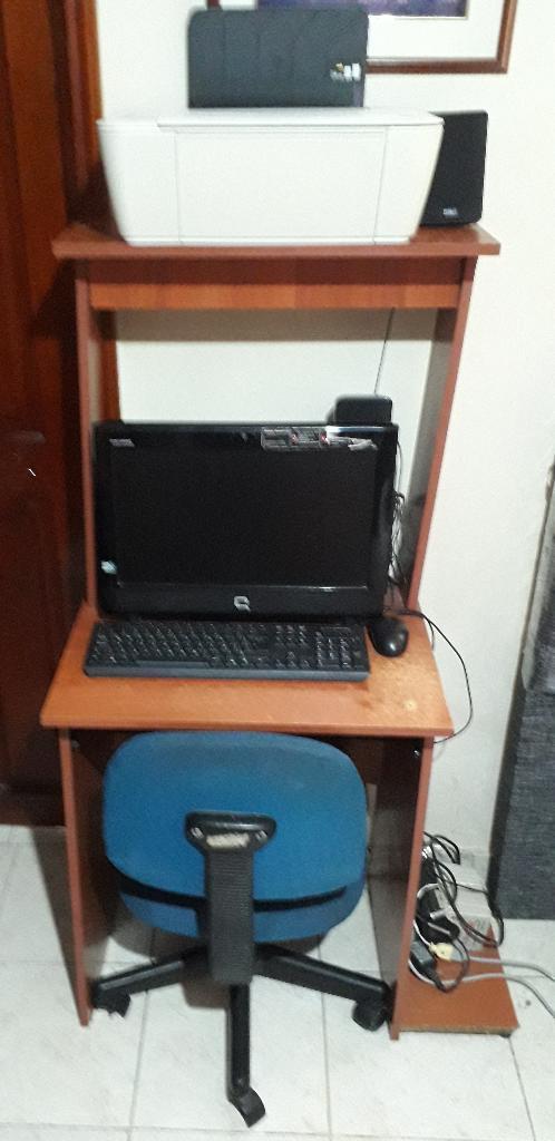Vendo Computador Compaq Todo en Uno