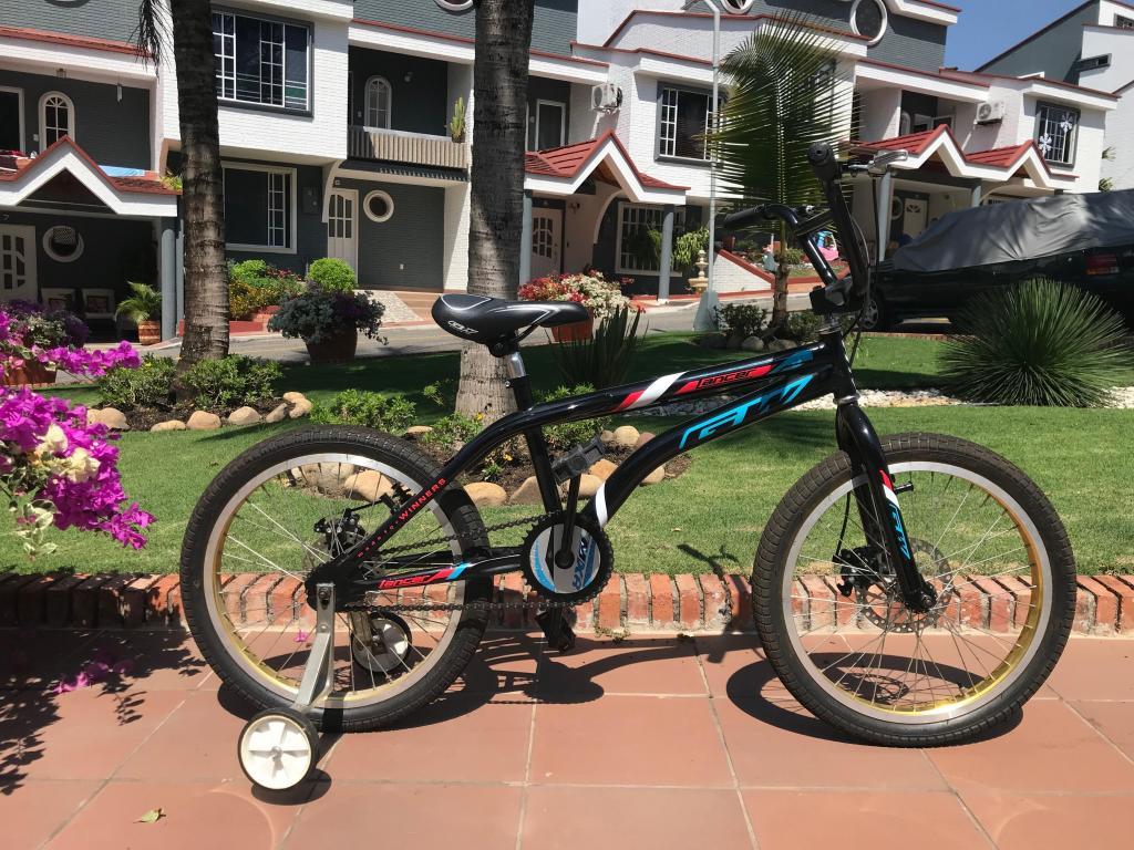 BICICLETA BMX GW LANCER RIN 20 PARA NIÑO