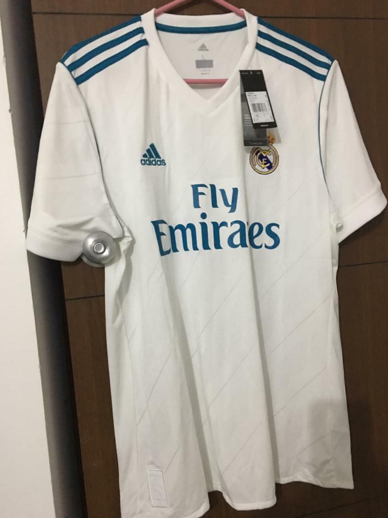 Camiseta Original Del Real Madrid