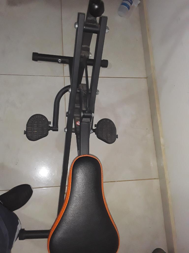Se Vende Bicicleta Y Maquina para Ejerci
