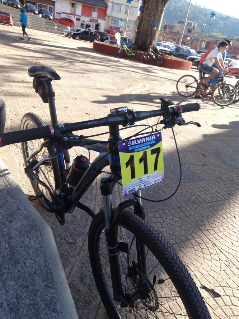 bicicleta optimus sagitta modelo , talla L