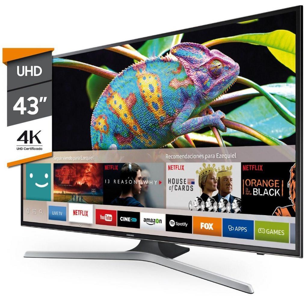 GRAN PROMOCION: LLEVA TV SAMSUNG 4K SMART TV NUEVOS DE