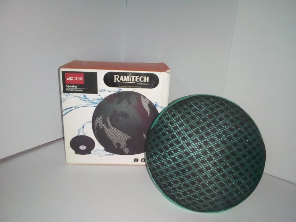Parlante Bluetooth Ramitech