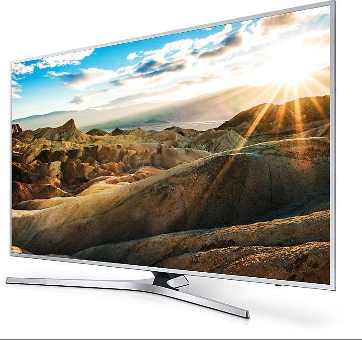 Televisor Samsung Smart Tv 55 Pulgadas 4K UHD Curvo,