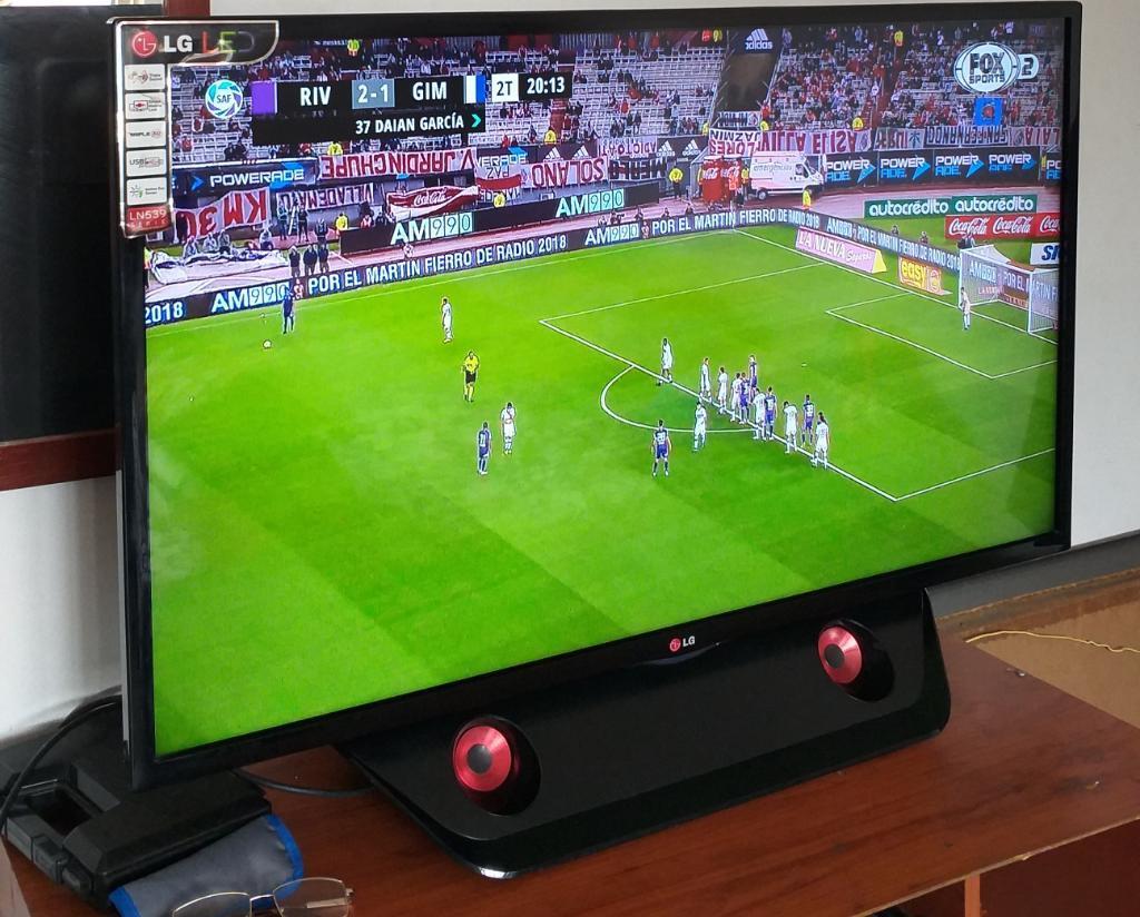 Vendo Tv Led Lg de 48 Full Hd en Perfect