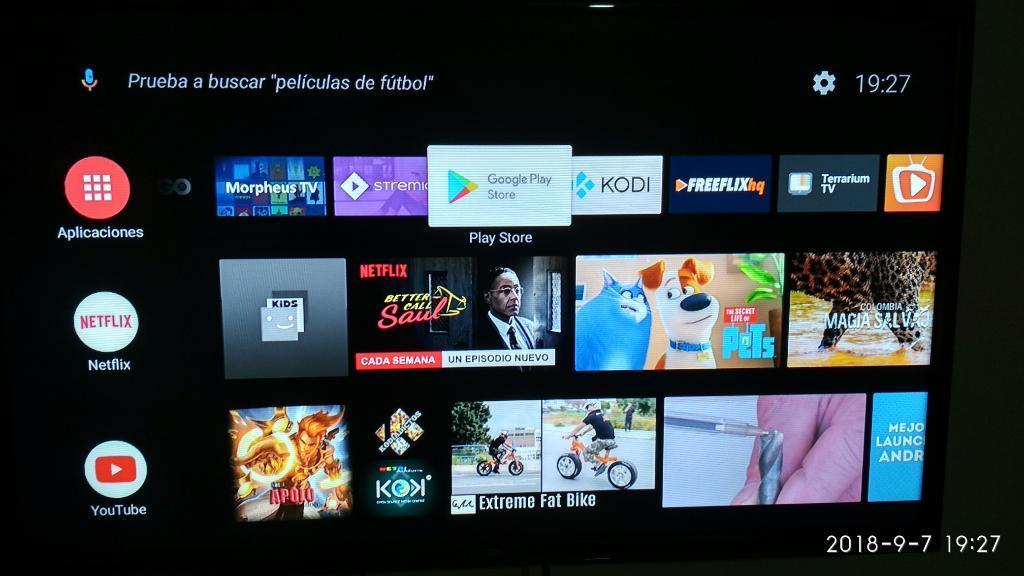 Xiaomi Tv Box 3 Versión Internacional