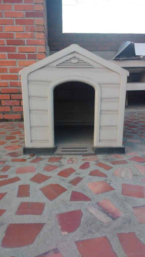 Casa para perros grande rimax