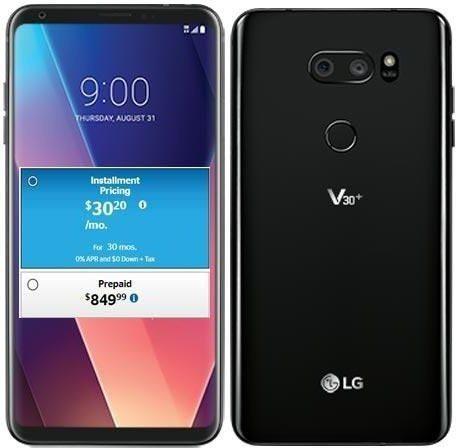 Lg V30 Negro 128gb Como Nuevo Libre Oled