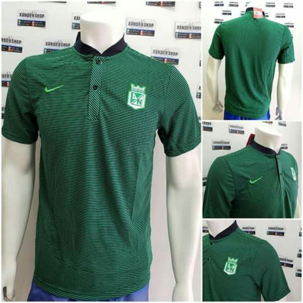 Camiseta Atletico Nacional para Hombre
