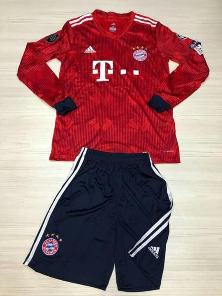 Camiseta Bayer Munich para Hombre